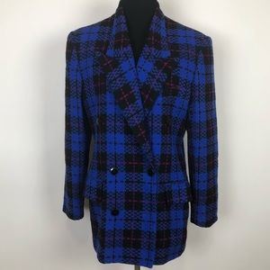 Charter club vintage men cut oversized blazer 10
